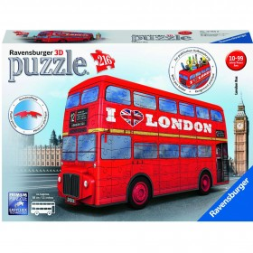 PUZZLE LONDON BUS 216 PIEZAS