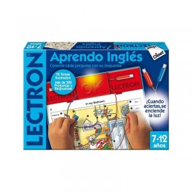 LECTRÓN APRENDO INGLÉS