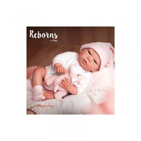 REBORN ARIAS 40 CM GALA C/...