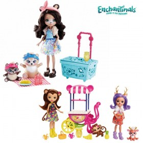 ENCHANTIMALS PACK 3 Y...