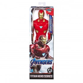 FIGURA TITAN IRON MAN POWER FX