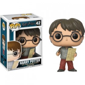 FUNKO POP HARRY WITH MARAUDERS