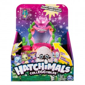 HATCHIMAL OPERACION PLAYSET