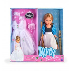 NANCY COLECCION CENICIENTA