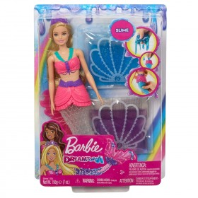 BARBIE SIRENA SLIME DREAMTOPIA