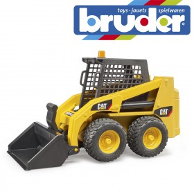 MINI EXCAVADORA CAT BRUDER...