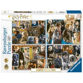 PUZZLE HARRY POTTER 4 EN 1...