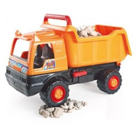 Camión volquete obras públicas