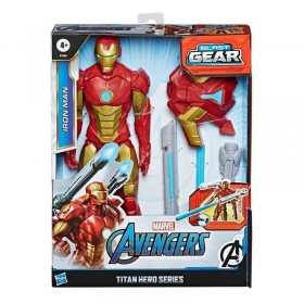 FIGURA TITAN HERO IRON MAN...