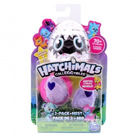 HATCHIMAL COLECCIONABLE 2 FIG