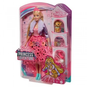 BARBIE PRINCESA DELUXE