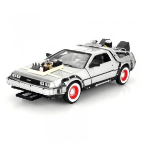 DELOREAN REGRESO AL FUTURO...
