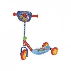 SUPER WINGS PATINETE TRES...