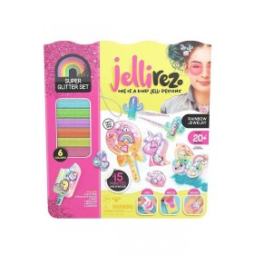 JELLY REZ SUPER GLITTER SET