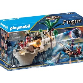 PLAYMOBIL BASTION PIRATES