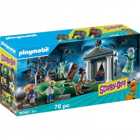 PLAYMOBIL SCOOBY DOO...