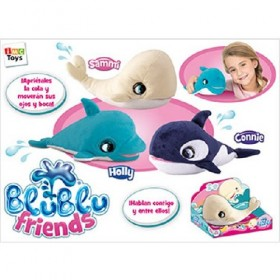 PELUCHE CONNIE BLU BLU FRIENDS