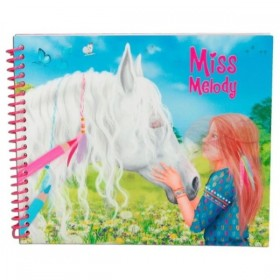 DRESS UP YOUR HORSE CUADERNO