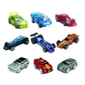 Vehículos Hot Wheels de Mattel