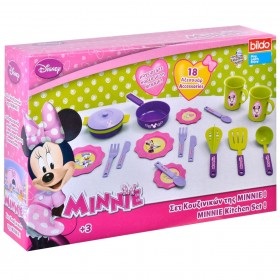 SET DE COCINA MINNIE MOUSE