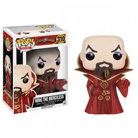FLASH GORDON POP EMPEROR MING