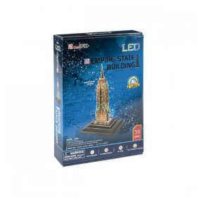 PUZZLE 3D EMPURE STATE LED...