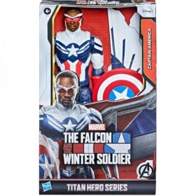 AVENGERS TITAN HERO FALCON...