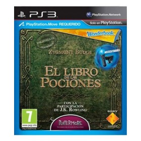 PS3 BOOK OF POTIONS