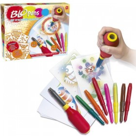 Blopens blaster activity