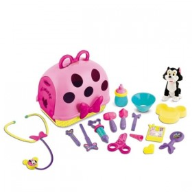 SET DE VETERINARIA MINNIE