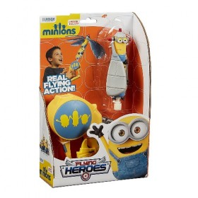 MINIONS FLYING HEROES