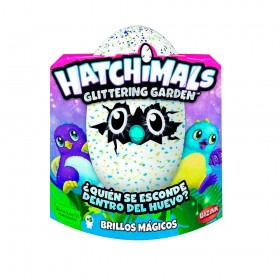 HATCHIMALS DRAGGLE BRILLO...