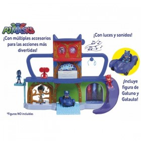 PLAYSET BASE SECRETA PJ MASKS