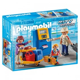 FAMILIA CHECK IN PLAYMOBIL...