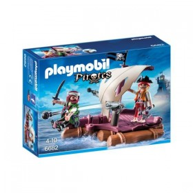 BALSA PIRATA DE PLAYMOBIL...