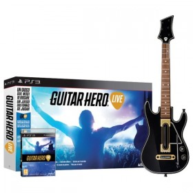 PS3 GUITAR HERO LIVE +...