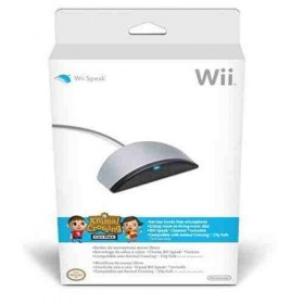 WII SPEAK MICROFONO PARA...