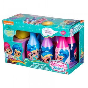 SET DE BOLOS SHIMMER&SHINE