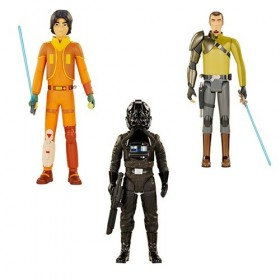 STARWARS REBELS FIGURAS 45...
