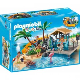 Isla Resort de Playmobil...