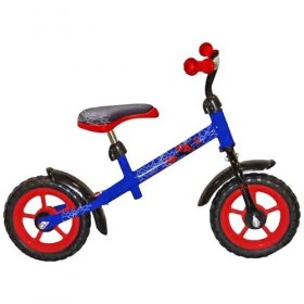 "RIDER BIKE 10"" SPIDERMAN"