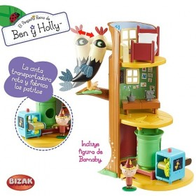 BEN &HOLLY PLAYSET ARBOL