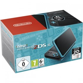 CONSOLA NEW 2DS XL...