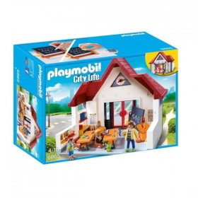 Colegio de Playmobil City Life