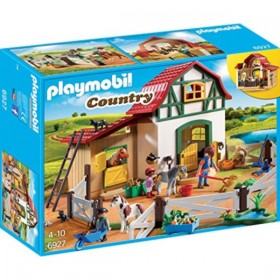 Granja de Ponis de Playmobil