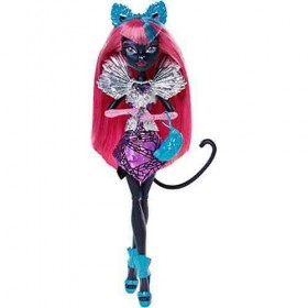 MONSTER HIGH CATTY PLAN...