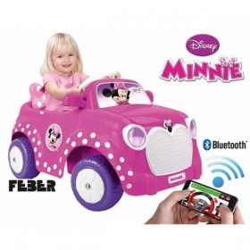 MINNIE CAR RC 6V