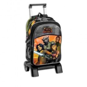 MOCHILA STAR WARS REBELS...