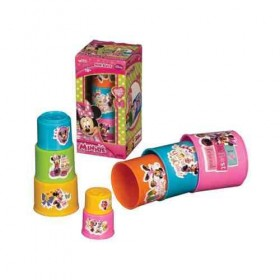 MINNIE TORRE CUBOS APILABLES