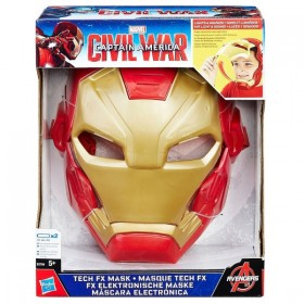 CWM IRON MAN MOVIE MASCARA...